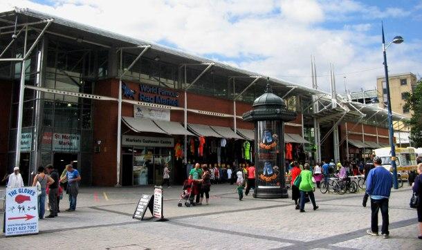 Birmingham's Rag Market
