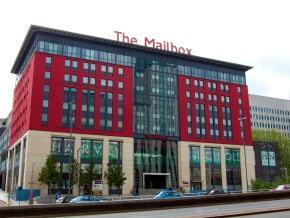 Photo of the week : The Mailbox Birmingham