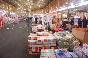 Photo of the week : Birmingham Wholesale Market