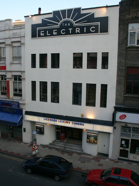 Electric Cinema in Birmingham