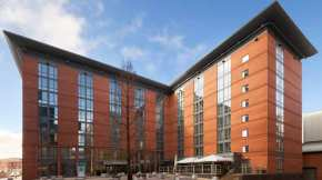 Hilton Garden Inn, Birmingham- The Grandeur of Luxury