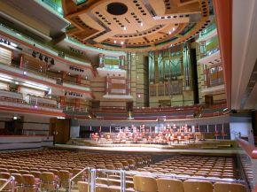 My Experience at Symphony Hall,Birmingham