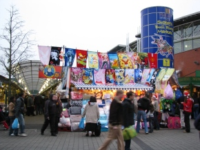 Photo of the week : Bullring Markets Birmingham