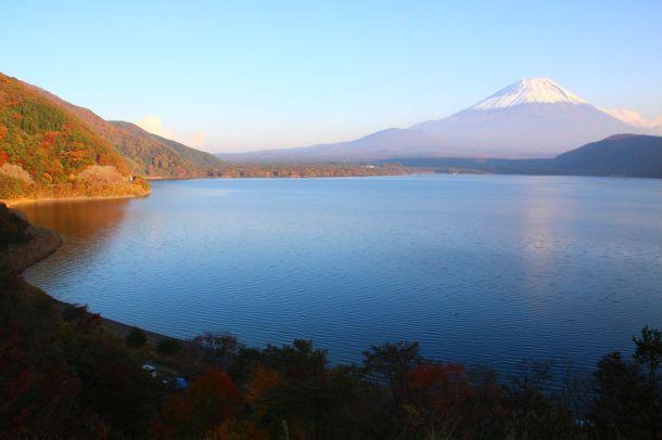 Fuji Five Lake