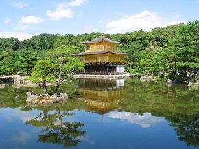 Golden Pavilion- The Epitome of Richness of Yoshimitsu Period