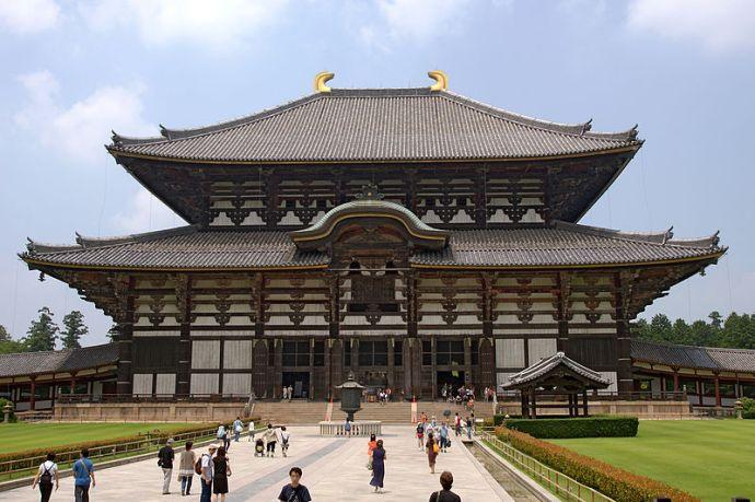 Todaiji Temple Japan | Image Resource : wikimedia.org