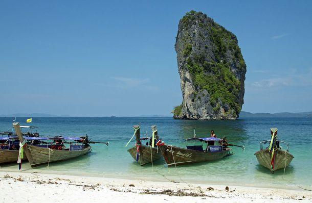Koh Poda Island Thailand