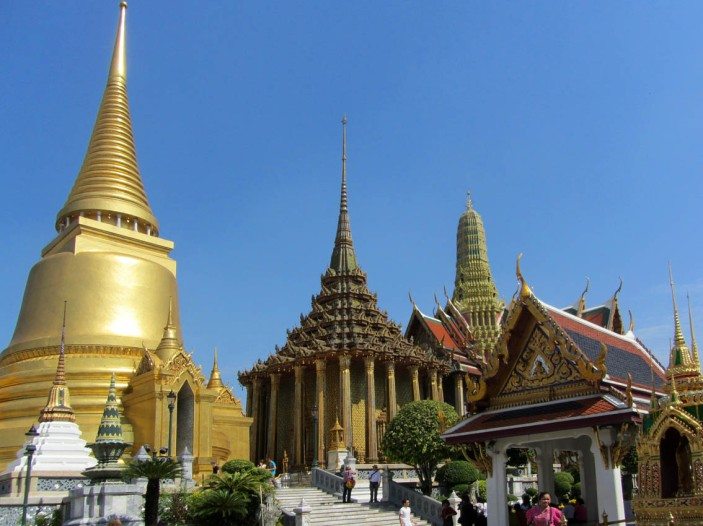 Temple at Grand Palace