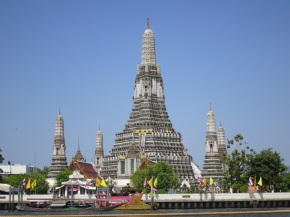 Wat Arun – A Serene And Majestic Temple