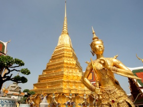 Wat Phra Kaew – Temple Of The Emerald Buddha!