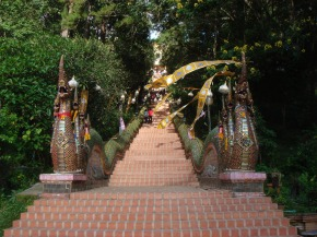 Wat Phra That Doi Suthep – A Temple With A Beautiful View!
