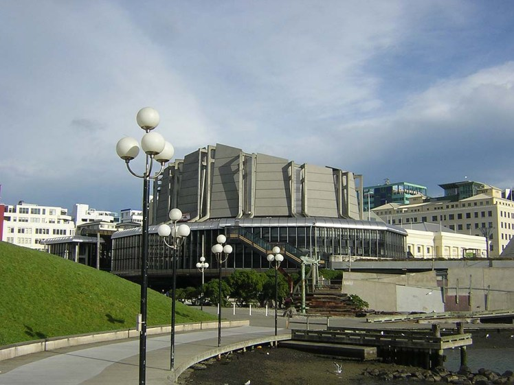Michael Fowler Centre Wellington
