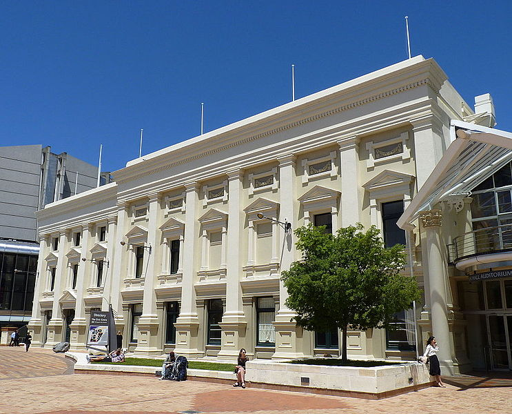 Wellington Town Hall
