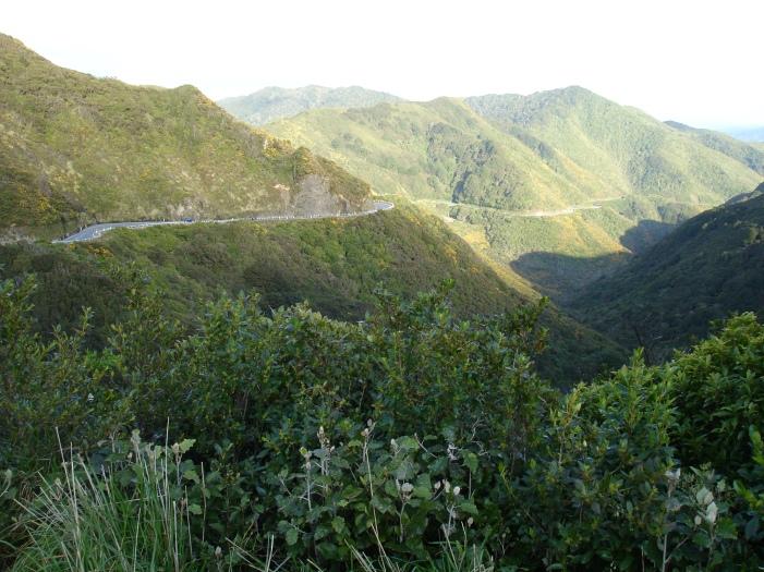 Rimutaka Ranges Wellington