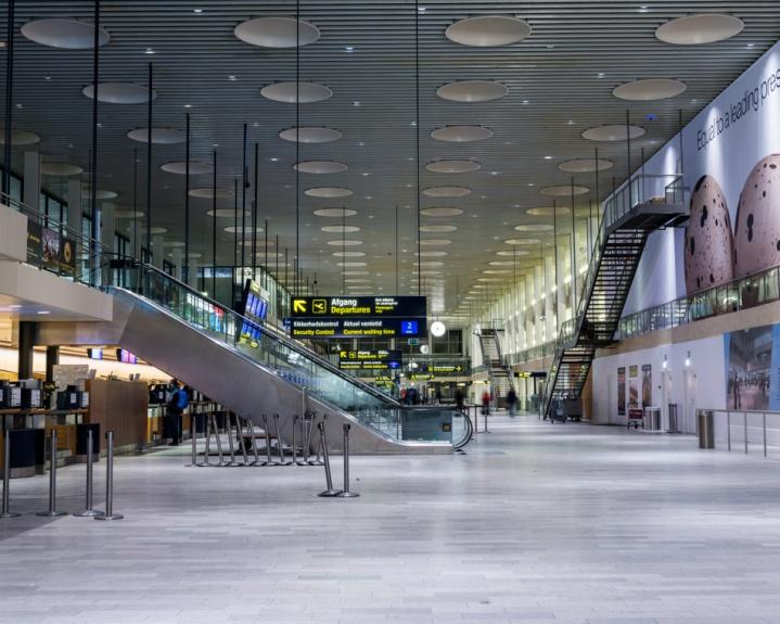 Copenhagen Airport Denmark