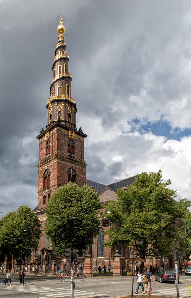 Church Saviour Copenhagen