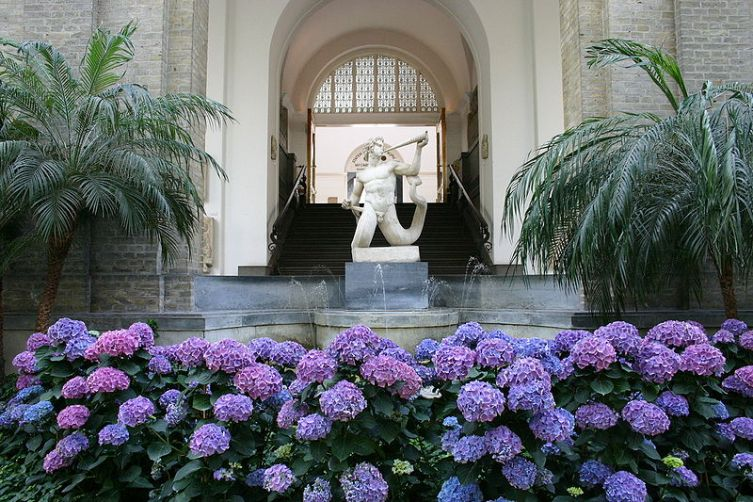 Winter Garden Ny Carlsberg Glyptotek