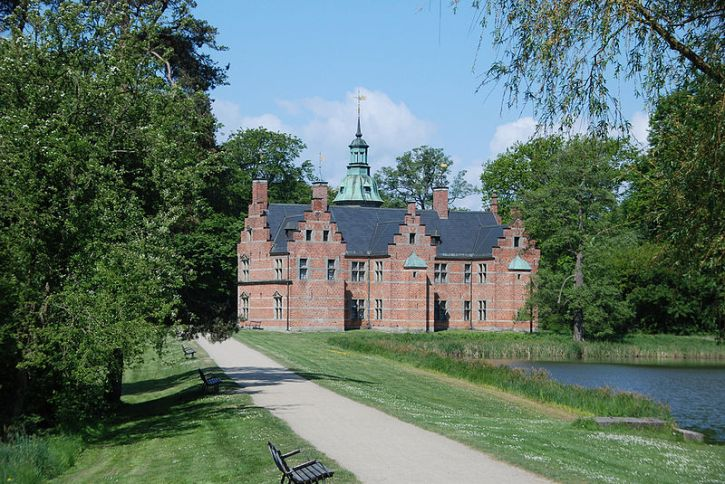 Bath House Palace of King Frederik 2