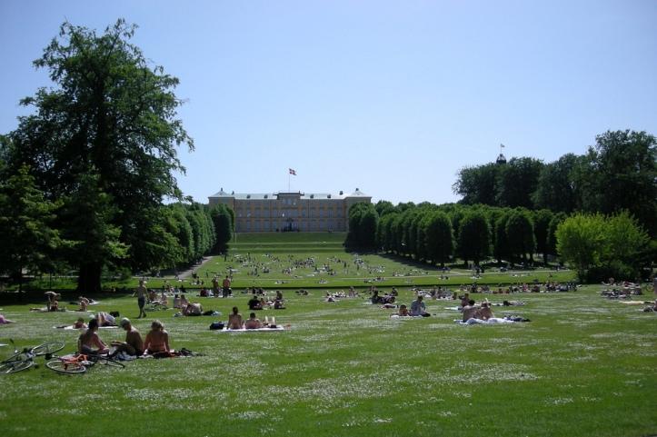 Frederiksberg Have Copenhagen