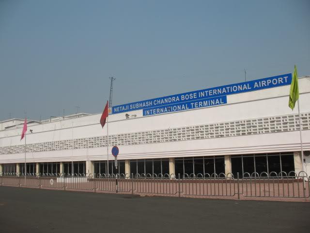 Netaji Subhash Chandra Bose International Airport