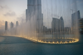 Photo of the week : The Dubai Fountain
