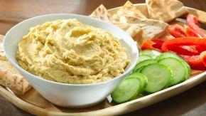 Famous dish of Dubai : HummusDip